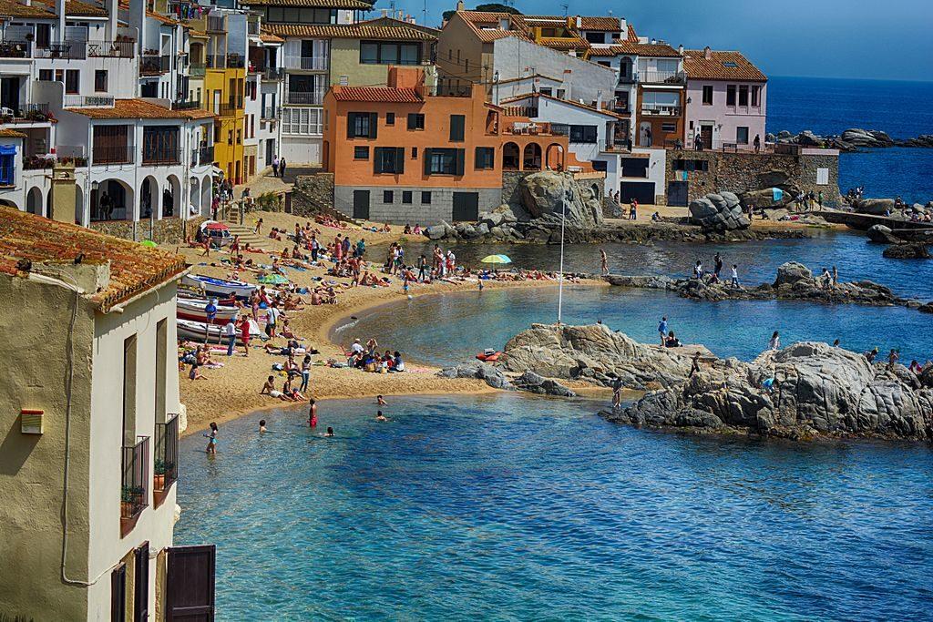 Calella_de_Palafrugell-Costa Brava-España