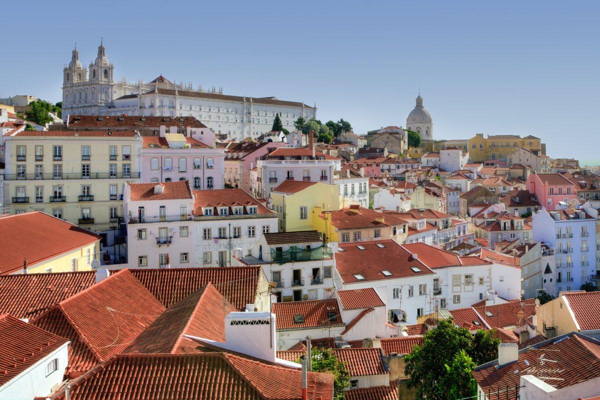 Alfama-Lisboa-Portugal