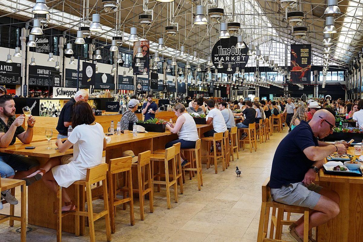 Lisboa-Portugal-Mercado
