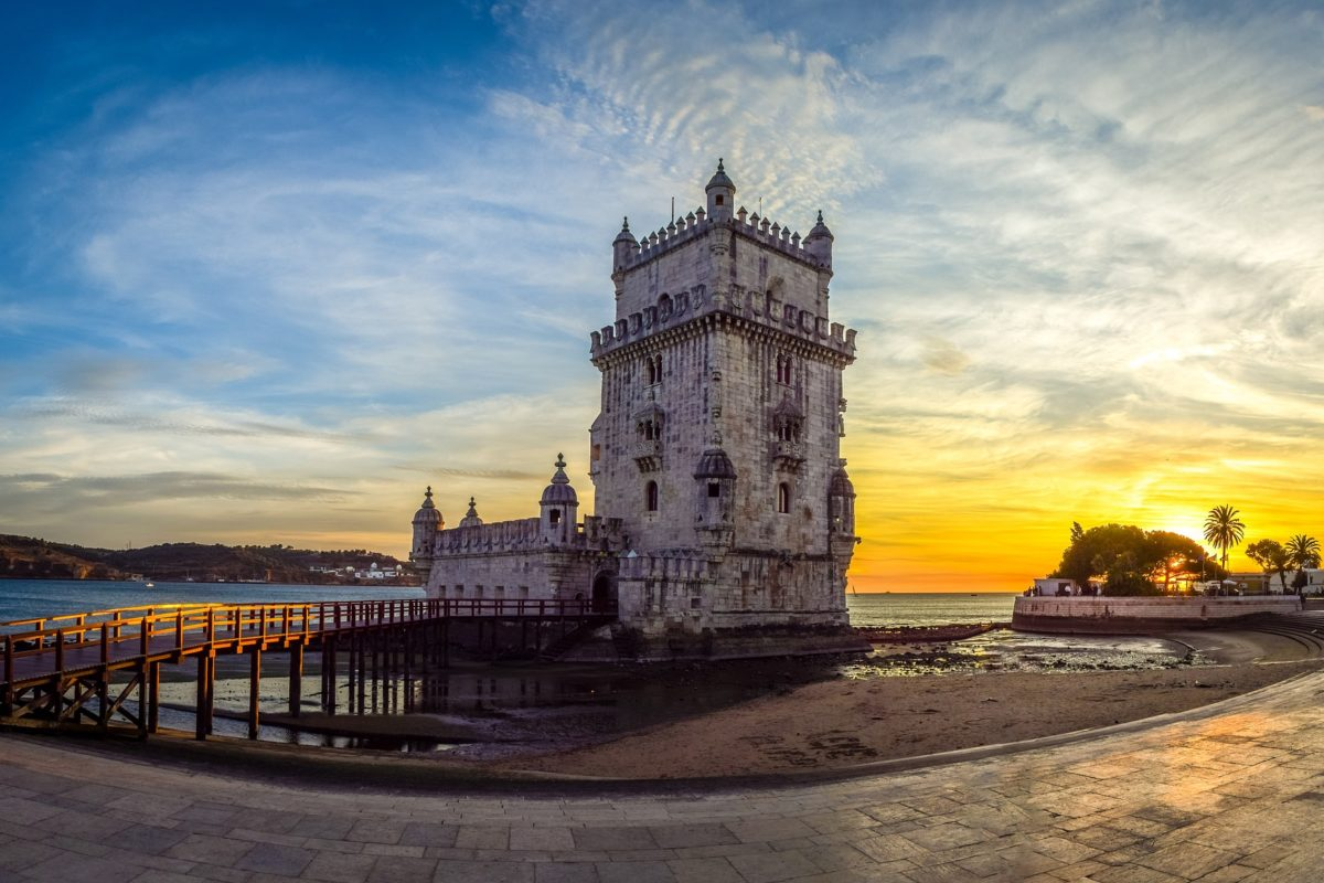 Torre-Belem-Lisboa-Portugal