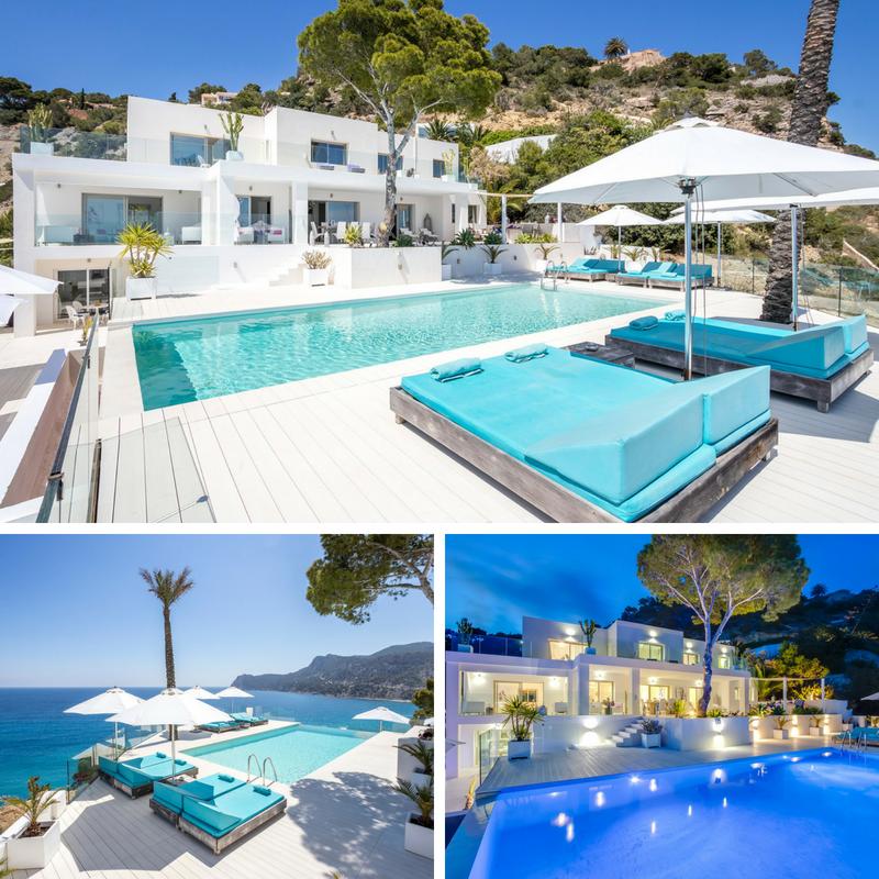 Nos plus belles piscines pour vous faire r ver de vacances - Fotos de casas con piscina ...