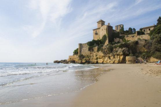 Buchten in Tarragona tamarit
