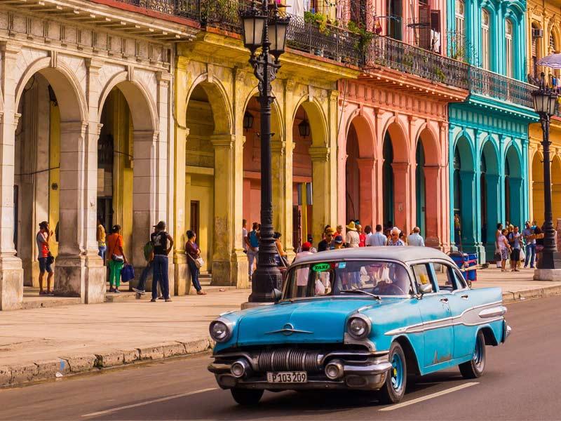 Reiseziele im Winter kuba