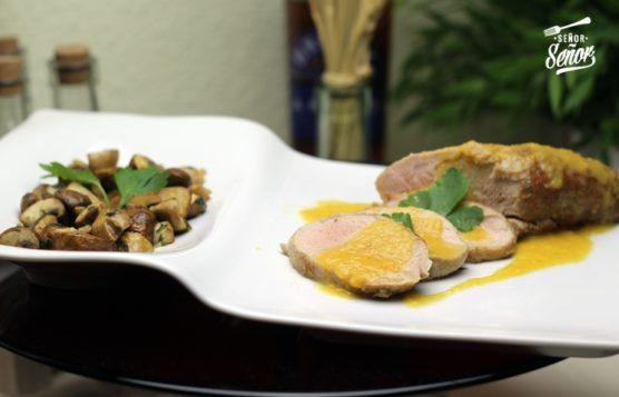 recette-healthy-noël-léger-filet-porc-vin
