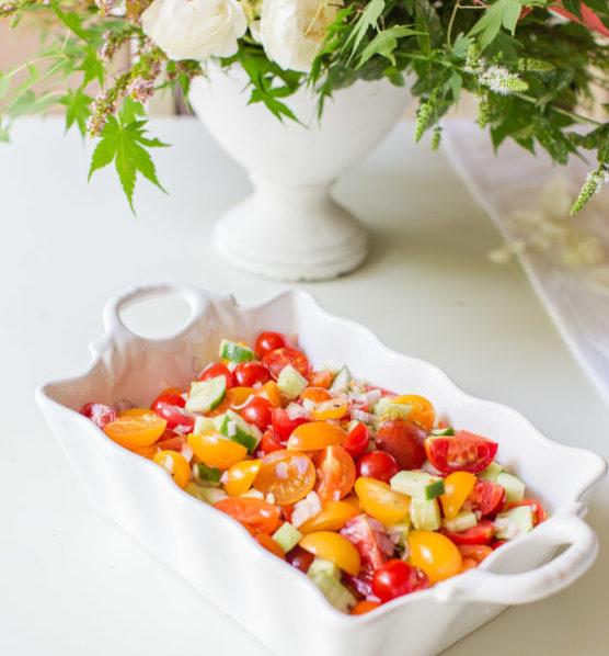 salade-healthy-légère-noël-tomates-comcombres