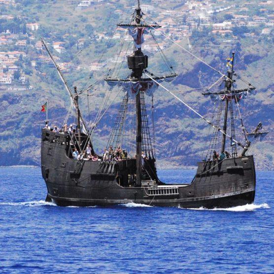 santa-maria-colomb-bateau-madère