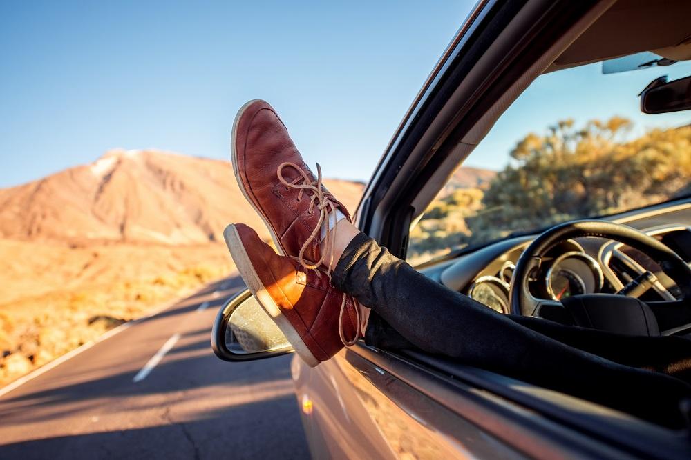 Long voyage en voiture