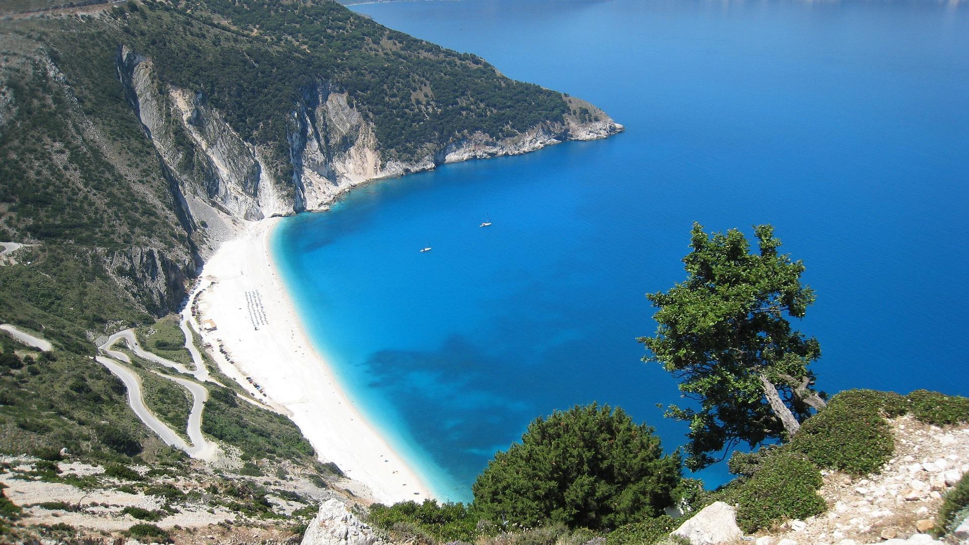 Meilleures îles grecques