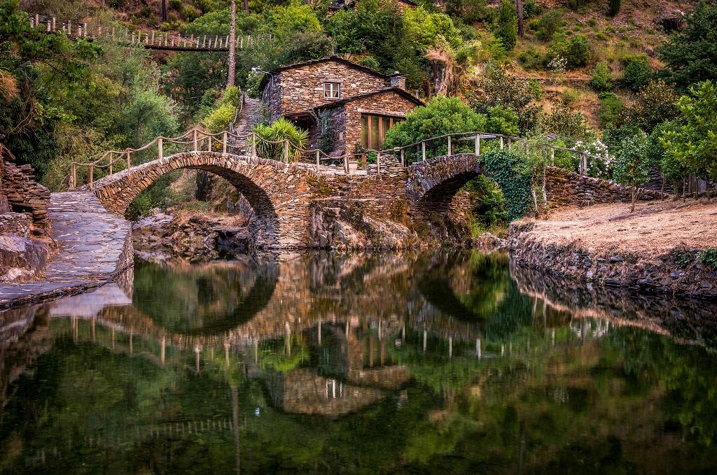 piscines naturelles au Portugal